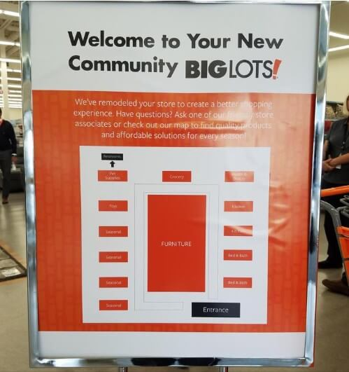 What The Store Of The Future Will Look Like At Big Lots